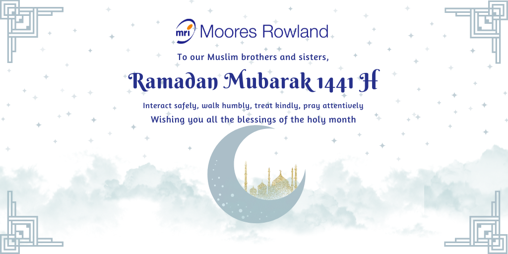 Ramadan Greetings 2020